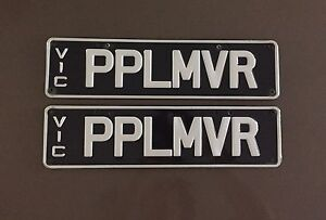 Personalised Number Plates Derrimut Brimbank Area Preview