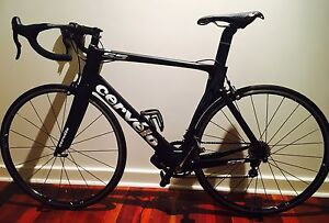 2017 Cervelo S5 Size 58 Campagnolo EPS Electric Power Shift Groupset Woodlands Stirling Area Preview