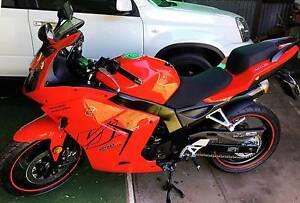 As New DaelimVJF 250 Motercycle at bargin price Greenacres Port Adelaide Area Preview