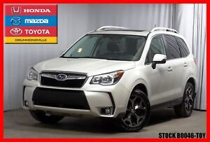 2015 Subaru Forester 2.0XT Touring / TOIT OUVRANT / MAGS / GPS