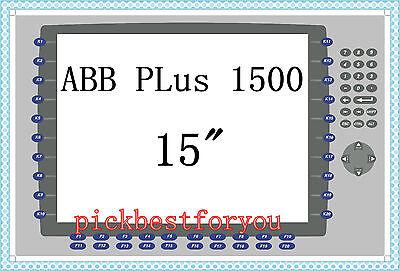 Allen Bradley Panelview 1500 2711p-b15c4a1 2711p-rp1ax Membrane Keypad H796e Yd