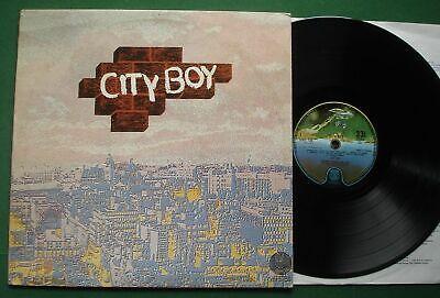 City Boy Self Titled inc Deadly Delicious + (Birmingham Band) 6360 126 LP