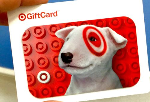 Target Gift Card 500 Dollar Value - Shopping Online Or In Store - $460.00