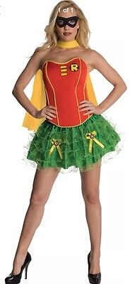 Secret Wishes Adult Robin Costumes For Playful Adults Small - Halloween Costumes 3 Wishes