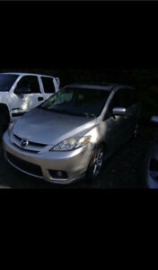 !!ALL PARTS AVAILABLE 2007 MAZDA 5!!