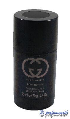 Mens Un Stick (Gucci Guilty By Gucci Deodorant Stick Unbox  2.5 oz/75 g For Men New  Un Box )