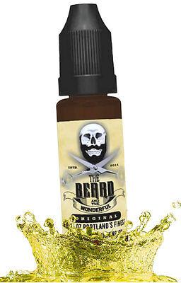 Premium Conditioning Beard Oil 1/2 Oz Bottle (15ml) Lo-Scent