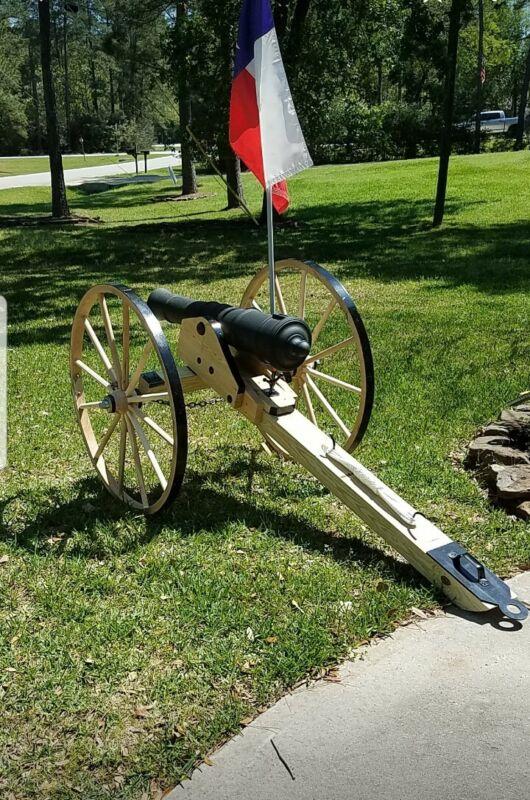 Cannon, Civil War Style, Full Size Replica.