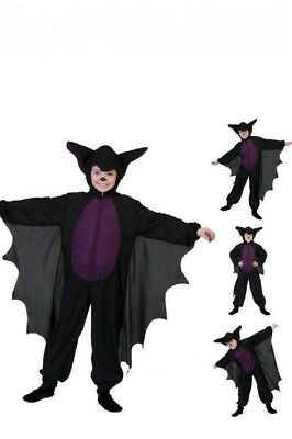 süsse Fledermaus Baby Kostüm Kinder Kostüm Halloween Fasching (Baby Fledermaus Baby Kostüme)