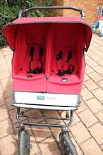 Excellent condition Mountain Buggy Urban Elite double stroller Eltham North Nillumbik Area Preview