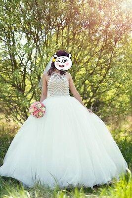 Exklusives Brautkleid (Brautkleid, Hochzeitskleid Exklusiv Kolletion von Demetrios)
