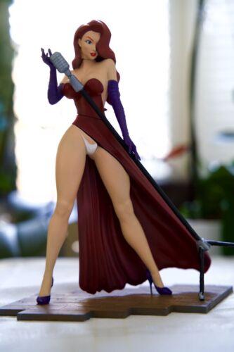Sexy Singer Jessica Rabbit inspired 8 inch Figurine