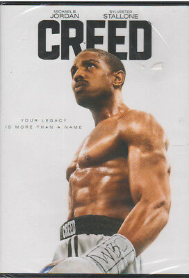 CREED (DVD, 2015, 1-Disc) NEW