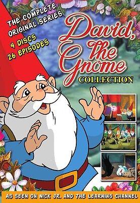 David the Gnome DVD (Official 4-Disc Set)