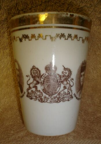Excellent Coronation Cup-1902-Edward VII of England-Commemorative