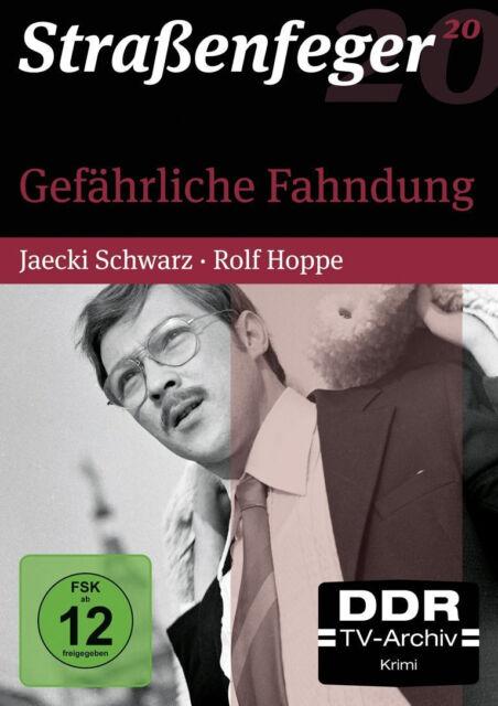 4 DVDs * STRASSENFEGER 20 - GEFÄHRLICHE FAHNDUNG # NEU OVP ^