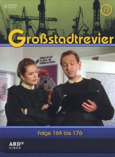 4 DVDs * Großstadtrevier - Box 11/Folge 164-176 * NEU OVP