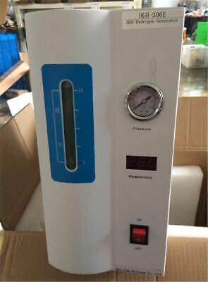 High Purity Hydrogen Gas Generator H2 0-300ml 110 Or 220v Ua