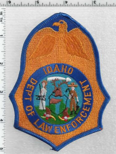 Department of Law Enforcement (Idaho) 1st Issue Shoulder Patch