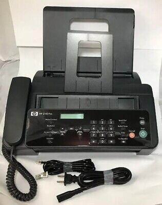 Hp 2140 Faxmachine