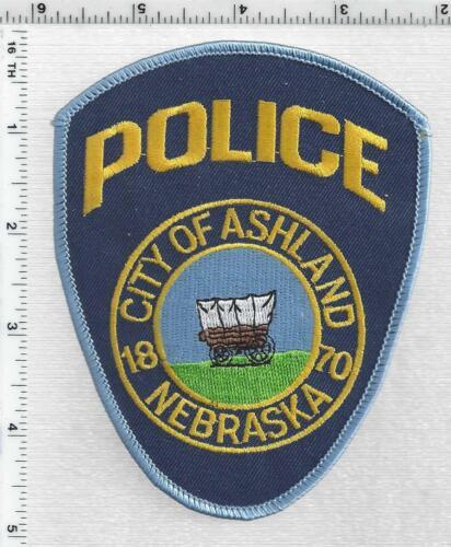Ashland Police (Nebraska)  3rd Issue Shoulder Patch