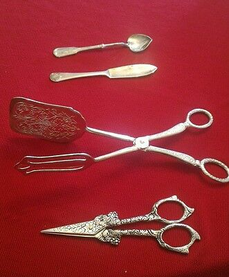 Cutlery Silver Plated