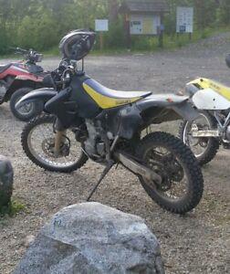 2006 Suzuki DRZ400E