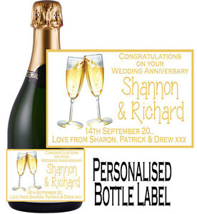 Single-Personalised-Champagne-Bottle-Label-Wedding-Anniversary-Gift-Ten-Designs