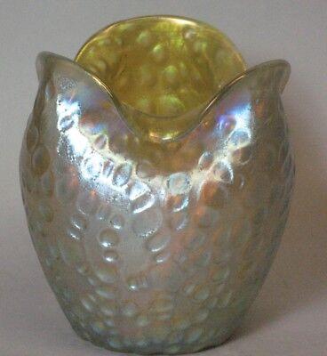 Loetz Bohemianczech Art Glass Glass Pottery Glass For Sale