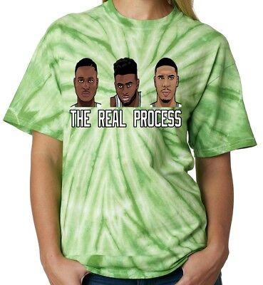 Tie-Dye Jaylen Brown Terry Rozier Jayson Tatum Celtics