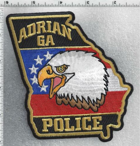 Adrian Police (Georgia) 1st Issue Shoulder Patch