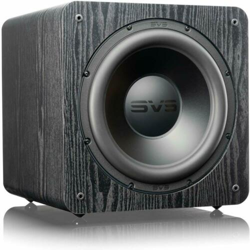 "SVS SB-2000 Pro 12"" Compact Sealed Subwoofer -Black Ash  **Open Box**"