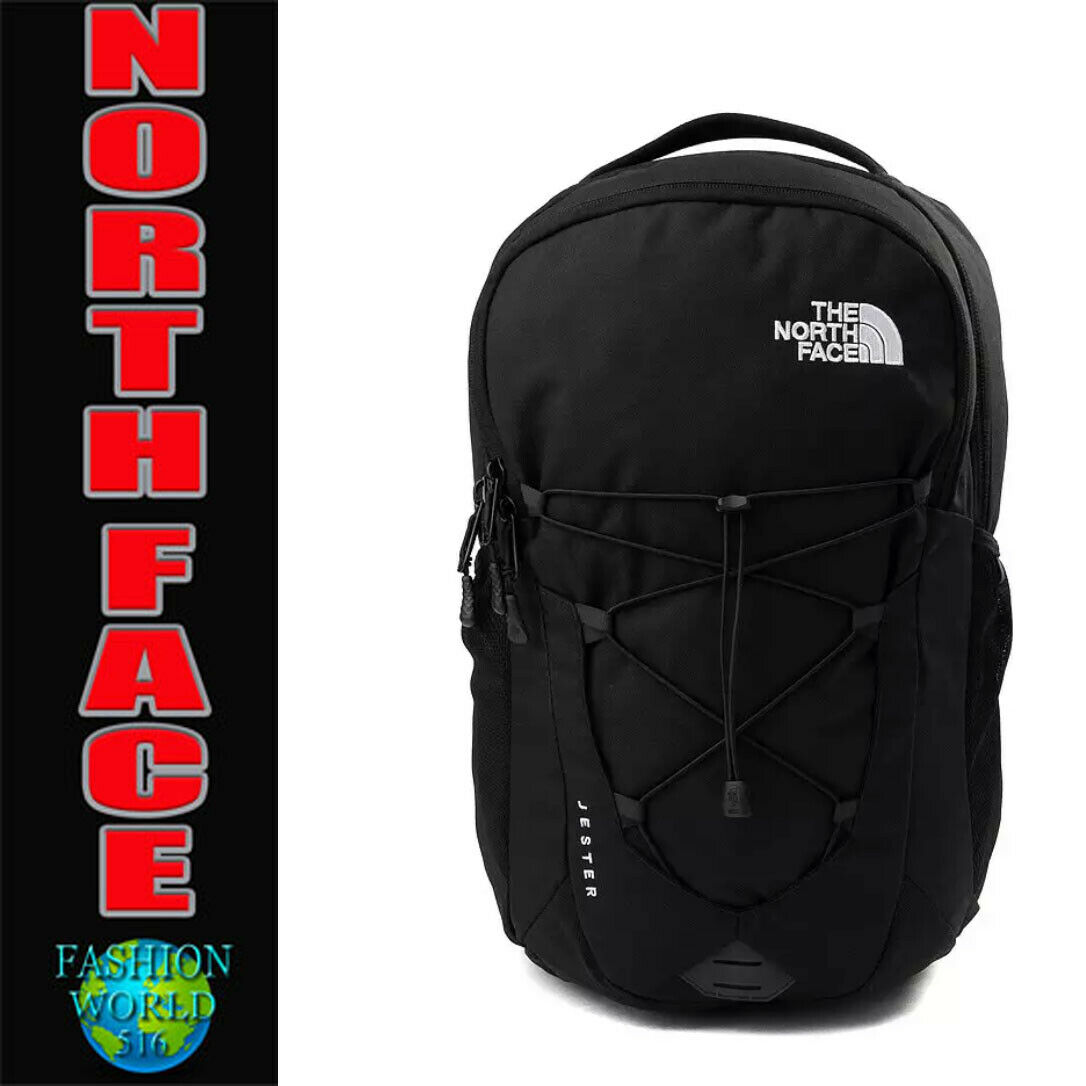 jester backpack 15 laptop school bag tnf