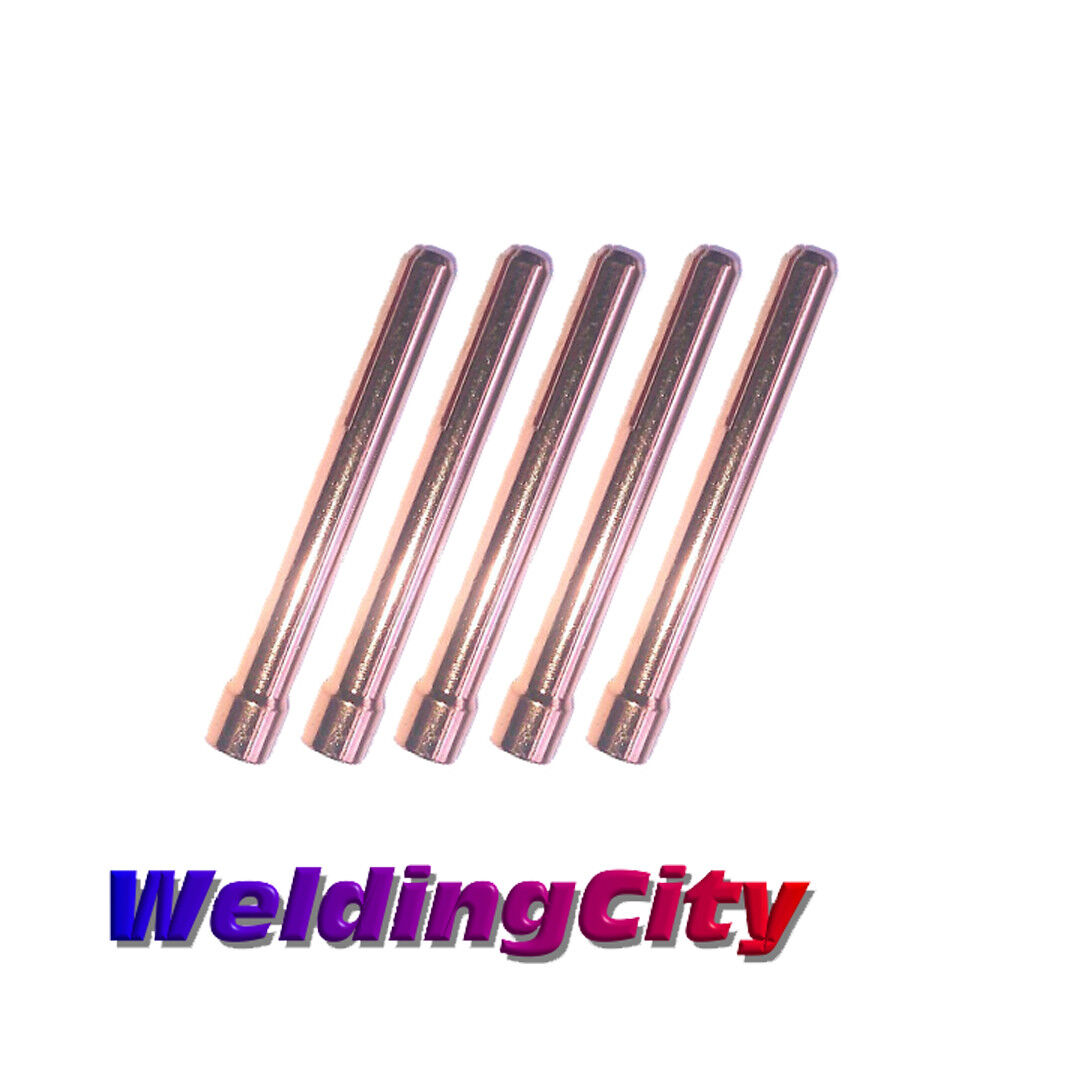 """20-pk Stubby Collet 10N23S 1//16/"""" and 10N24S 3//32/"""" for TIG Welding Torch 17//18//26"""