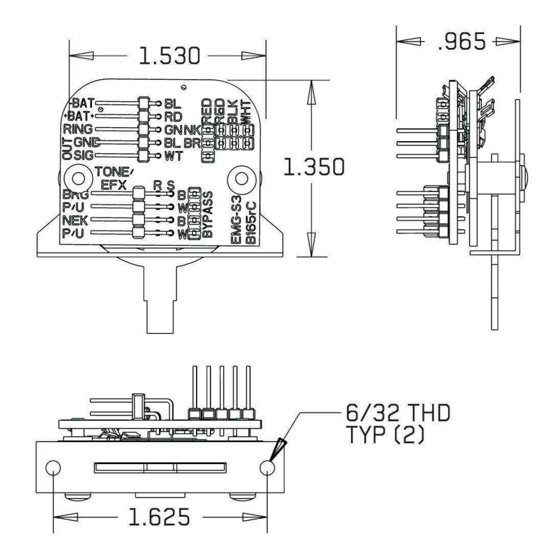 $_57?set_id=8800005007 emg 3 position strat switch solderless 3 way for active pickups w Old EMG Wiring Diagrams at n-0.co