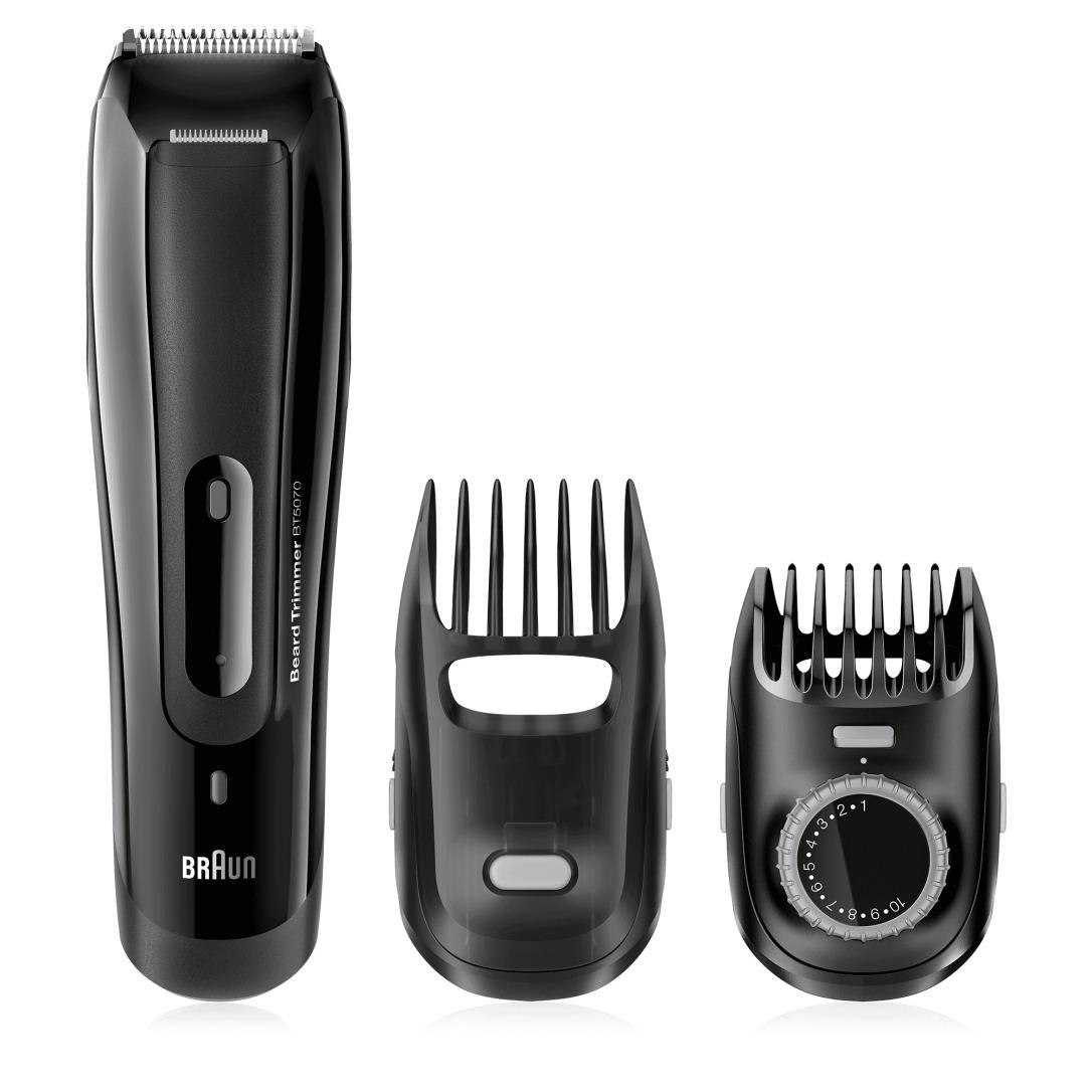 Braun BeardTrimmer BT5070 Bartschneider Barttrimmer Trimmer Präzissionstrimmer