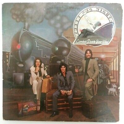 Three Dog Night Coming Down Your Way 1975 Rock LP Vinyl