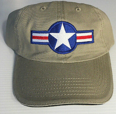 Vintage Army Air Corp  Star  Cap FREE SHIPPING (Air Corp Star)