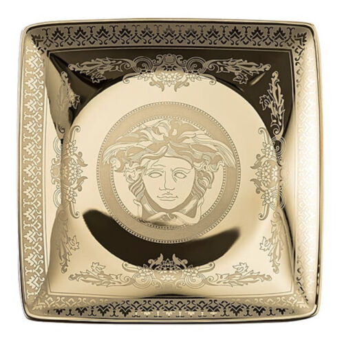 VERSACE MEDUSA  ASH TRAY LIMITED EDITION ORIGINAL NEW VALENTINES GIFT SALE