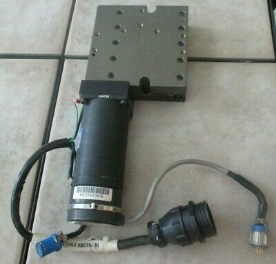 Aerotech Linear Stage Ats 302mm With 2831-mdxl200-6a Motor
