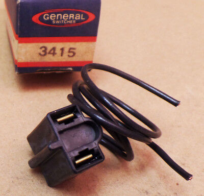 Headlight Connector BWD PT31 For Most US & Imports 60's - 80's See list Below - Firefly List