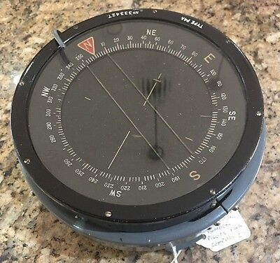 WWII Lancaster Aircraft bomber compass Type P4A