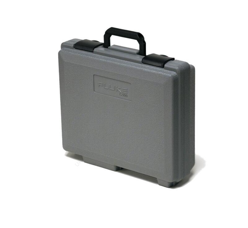 Fluke C100 Universal Hard Carrying Case, Tough Polyprophylene Case