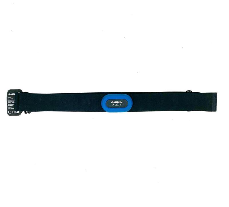 Garmin HRM-Tri Heart Rate Monitor for Triathlon, Black/Blue 010-10997-09