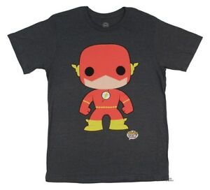 The-Flash-Funko-Pop-Licensed-DC-Comics-Adult-Shirt-S-2XL