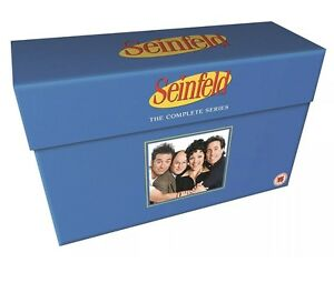 Seinfeld complete set 9 seasons Haymarket Inner Sydney Preview