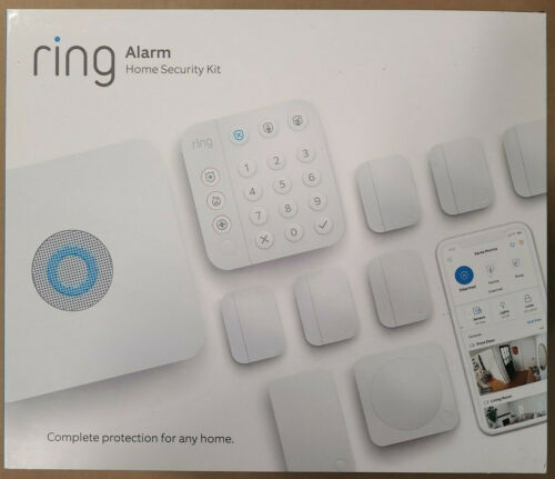 Ring Alarm Security Kit 10-Piece (2nd Gen)  Home Security Kit System