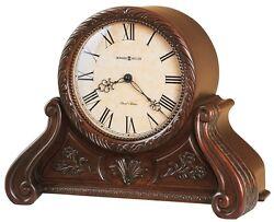 Howard Miller 635-124(635124) Cynthia Mantel/Mantle/Shelf Clock-Americana Cherry