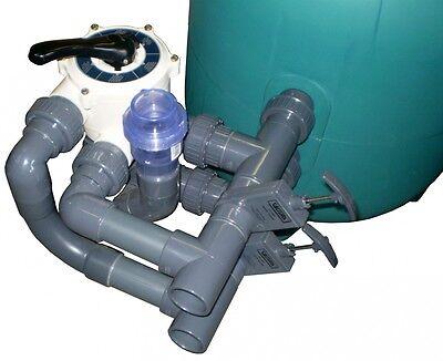 AquaForte Bypass für Beadfilter EconoBead 100 140
