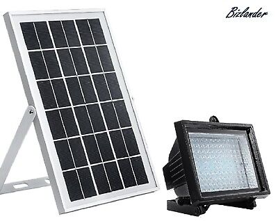 Bizlander 108 LED Solar Powered Flood Light Outdoor Christmas Gift Idea SKJ ()